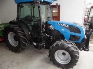 tracteur Landini REX 100_second_modele