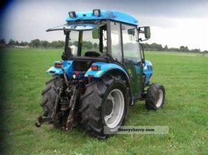 tracteur Landini REX 70