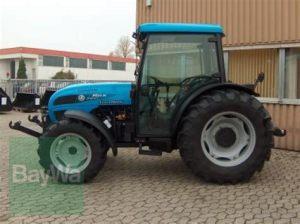 tracteur Landini REX 90_second_modele