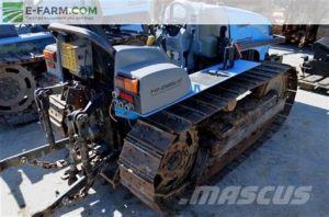 tracteur Landini TREKKER 60