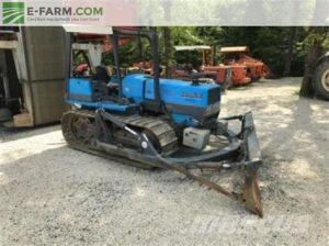 tracteur Landini TREKKER 95