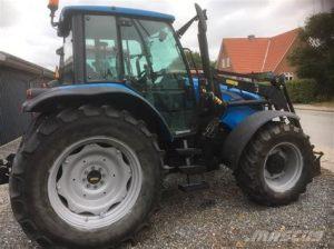 tracteur Landini VISION 105