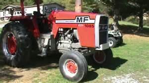 tracteur Massey Ferguson 1085