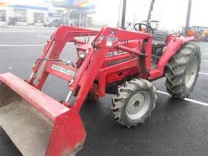 tracteur Massey Ferguson 1145