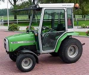 tracteur Massey Ferguson 1230