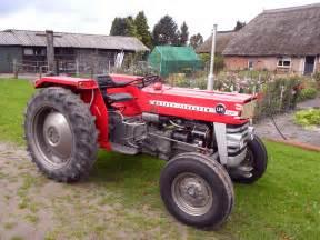 tracteur Massey Ferguson 133