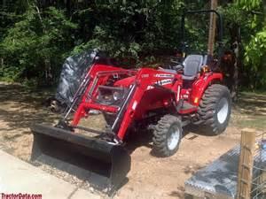 tracteur Massey Ferguson 1529
