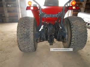 tracteur Massey Ferguson 1547