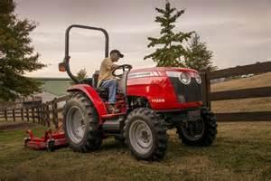 tracteur Massey Ferguson 1734E