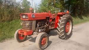 tracteur Massey Ferguson 178