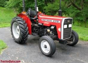 tracteur Massey Ferguson 231S