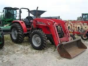tracteur Massey Ferguson 2650 HD
