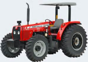 tracteur Massey Ferguson 283