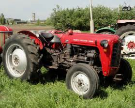 tracteur Massey Ferguson 284SK