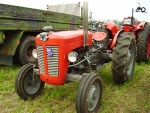 tracteur Massey Ferguson 290