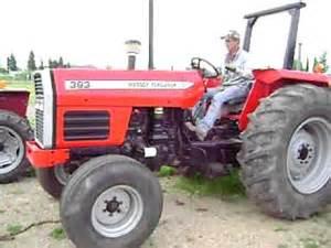 tracteur Massey Ferguson 298