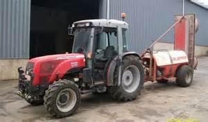 tracteur Massey Ferguson 3445