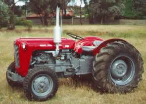 tracteur Massey Ferguson 35X
