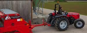 tracteur Massey Ferguson 3635F