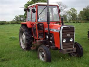 tracteur Massey Ferguson 365