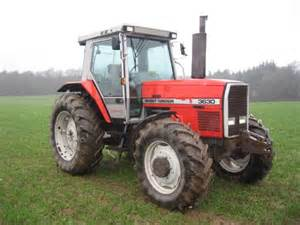 tracteur Massey Ferguson 3660