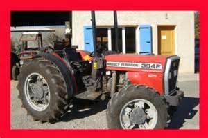 tracteur Massey Ferguson 384S
