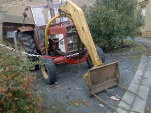 tracteur Massey Ferguson 387
