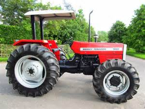 tracteur Massey Ferguson 390