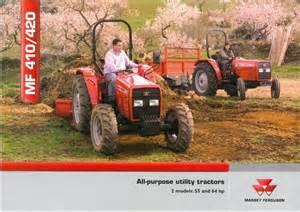 tracteur Massey Ferguson 420