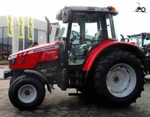 tracteur Massey Ferguson 4260