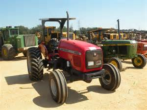 tracteur Massey Ferguson 4263