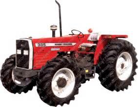 tracteur Massey Ferguson 435