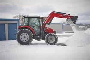 tracteur Massey Ferguson 4607M