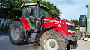 tracteur Massey Ferguson 4609M