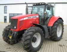 tracteur Massey Ferguson 4780
