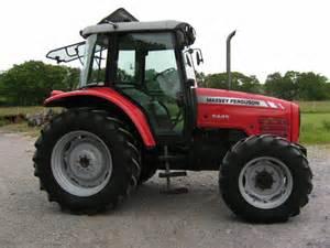 tracteur Massey Ferguson 5445