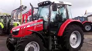 tracteur Massey Ferguson 5455