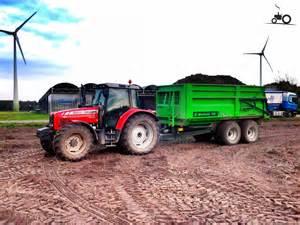 tracteur Massey Ferguson 5470