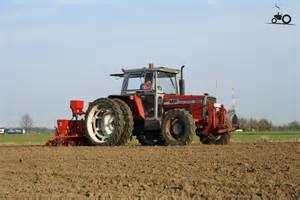 tracteur Massey Ferguson 595