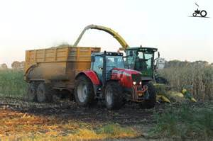 tracteur Massey Ferguson 6490