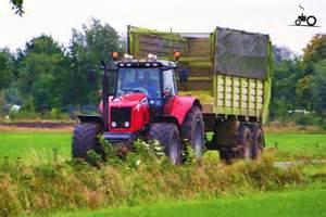tracteur Massey Ferguson 6497