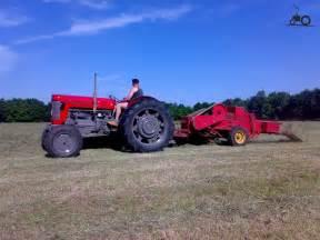 tracteur Massey Ferguson 65