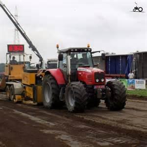 tracteur Massey Ferguson 7490