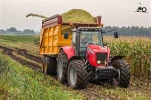 tracteur Massey Ferguson 7495