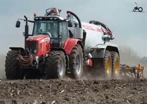 tracteur Massey Ferguson 7497