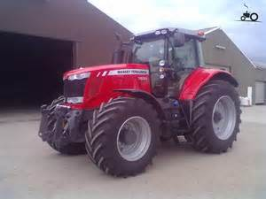 tracteur Massey Ferguson 7624