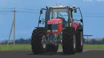 tracteur Massey Ferguson 7726