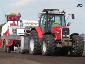 tracteur Massey Ferguson 8110