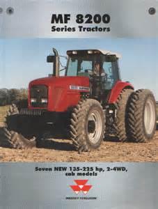 tracteur Massey Ferguson 8245