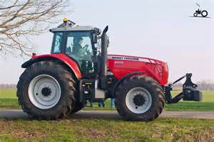 tracteur Massey Ferguson 8470
